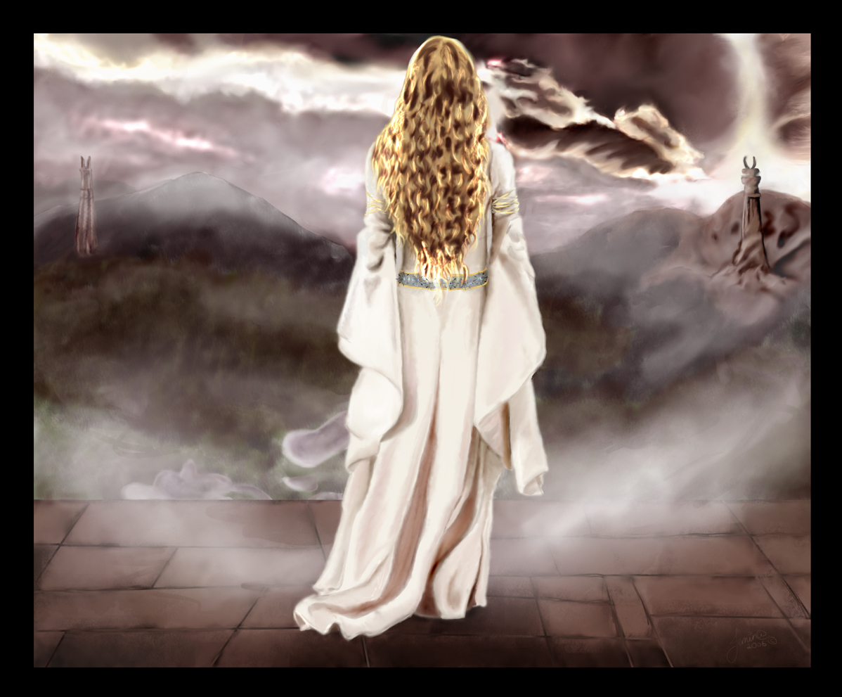 Lady of Rohan by jeminabox