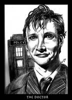 The Doctor by jeminabox