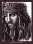 Cap'n Jack Sparrow
