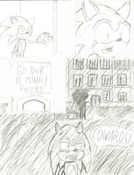 Go Home Hedgehog by MetalHeadFan2500