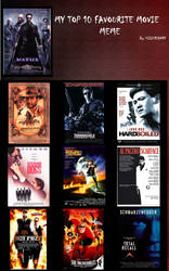 My Top 10 movies by MetalHeadFan2500