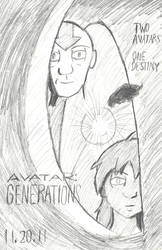 Avatar: Generations by MetalHeadFan2500