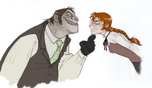 Risto and Toriki. by Moony-moo
