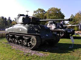 Gun Collection: M4 Sherman by Germanstock