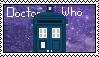 Doctor Who Stamp by WebBread31