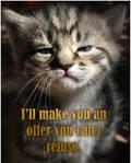 Godfather LOL Cat