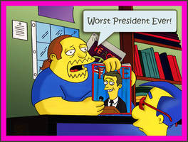 Simpsons - Comic Book Guy