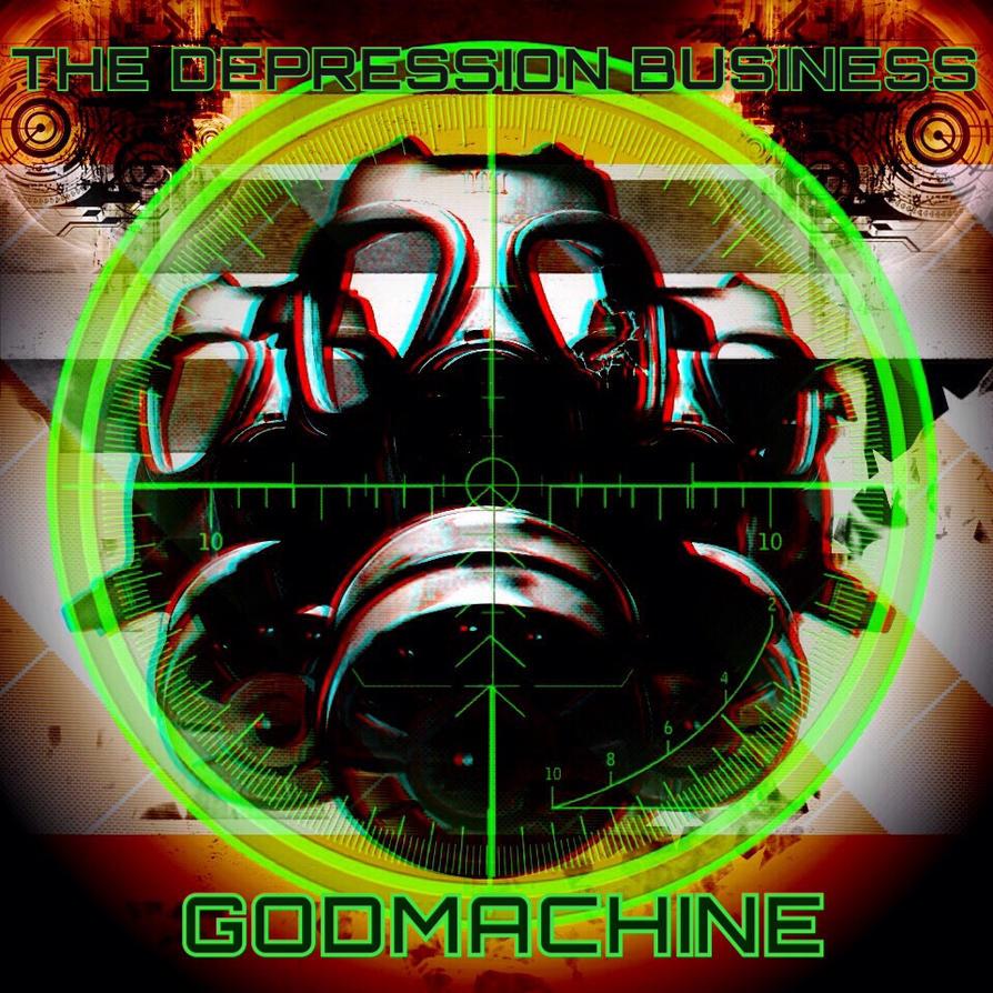 GodMachine Artwork by TheDepressionBusines