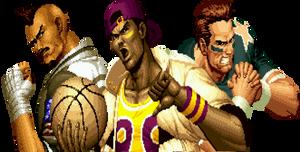 American Sports Team (KOF '94)