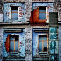 blue reminiscences by incolorwetrust