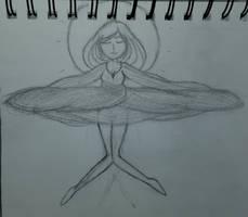 Goddess Sketch