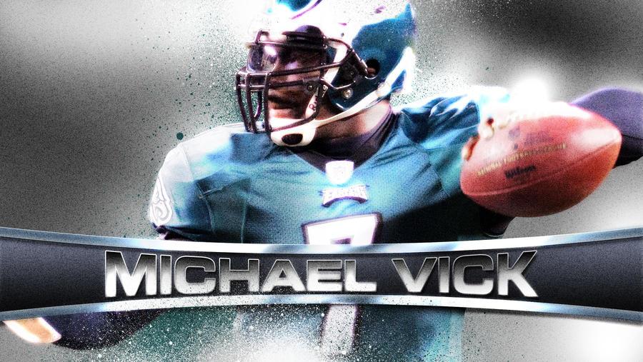 MV7 Michael Vick Wallpaper by Bigz95 ...