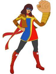 Ms. Marvel x Wonder Girl
