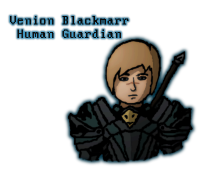 Venion the Guardian by sokiophalanx