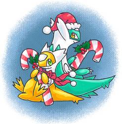 Christmas latis by Meron25