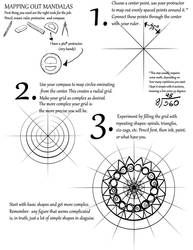 Mapping Out Mandalas Tutorial