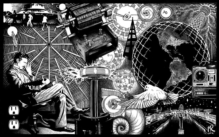 Tesla by ObscureFamous