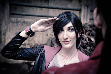 Reporting for duty, Miss Redfield by An0therSide
