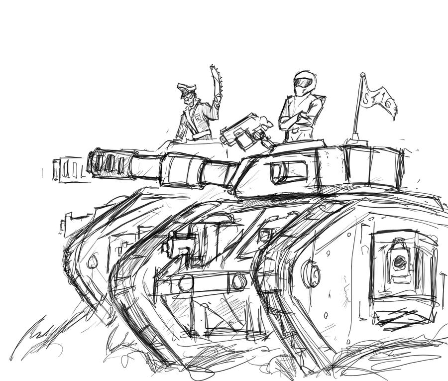 Почитай-ка: Tank's Gear. Выпуск 2