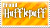 Hufflepuff Stamp by Softijshamster
