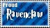 Ravenclaw Stamp