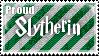 Slytherin Stamp by Softijshamster