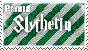 Slytherin Stamp by Softijshamster