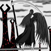 Sadak the Vengeful by angelobelmont