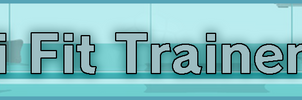 47 - Wii Fit Trainer(Male) Main Button