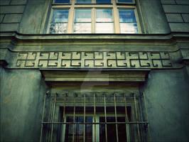 Swastika Window