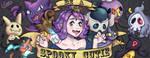 Be a Spooky Cutie by Elluxy