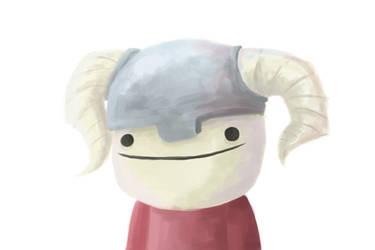 Viking? by Bubzles