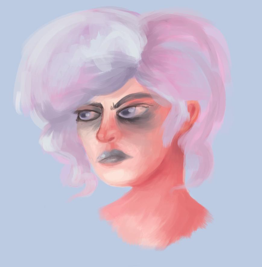 pink by Bubzles