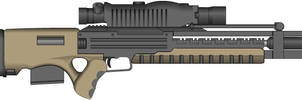 Saltworks Revamped Walther 3000 by Rose-Eclipse