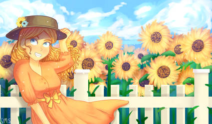 Sunflower by ShannonMora