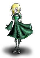 Alicestor- not amused by Prysm