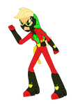 Super Hero AppleJack EG