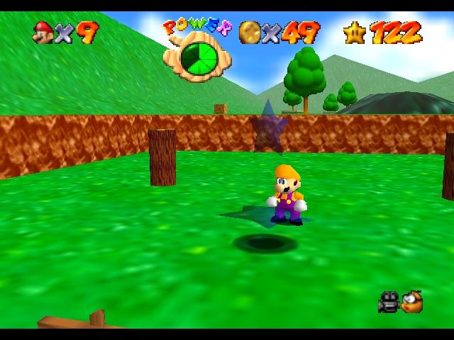 Me in Super Mario 64 by GMaker-Mario on DeviantArt
