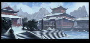 snow temple refined