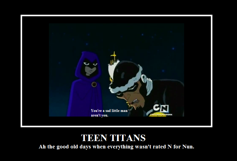 Teen titans raven quotes