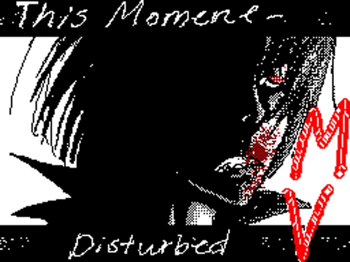 Disturbed-This Moment Flipnote by SafireCreations