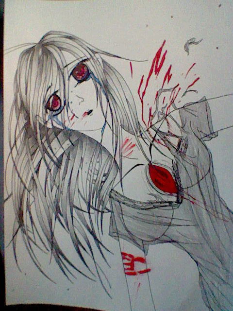 Marked By Him (Drawing Preview) by SafireCreations