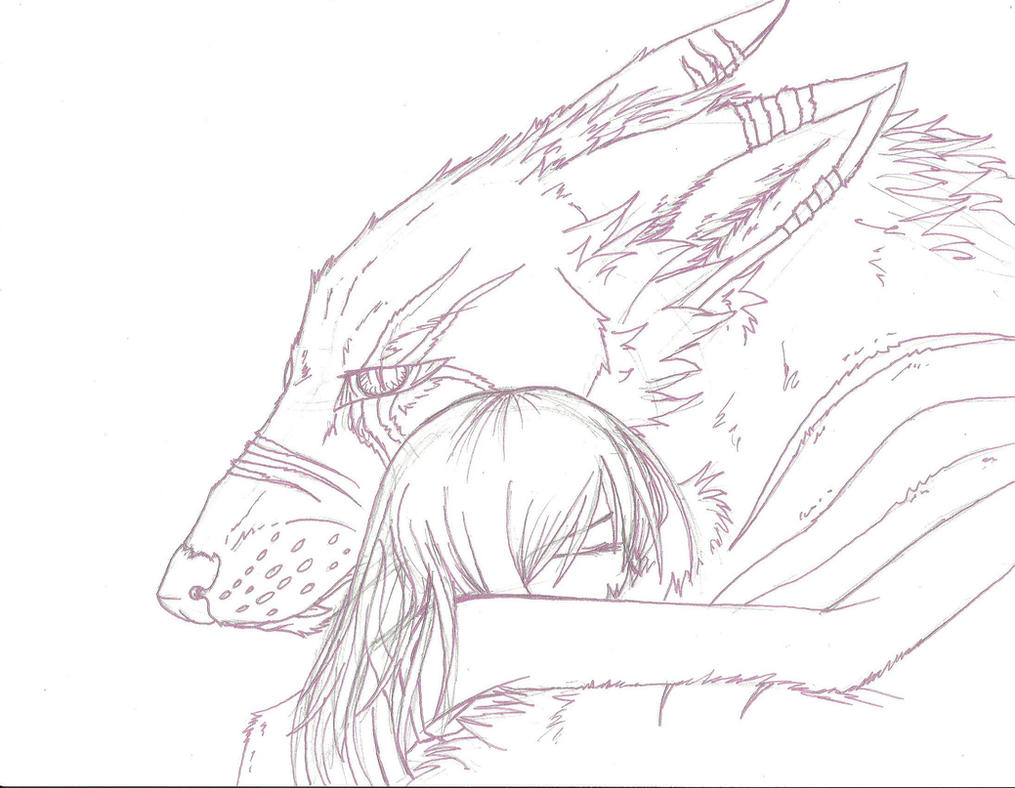 You Promised You'de Never Leave Me Alone..(Pencil) by SafireCreations