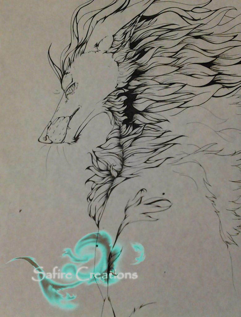 Abaddon - Tigor Form by SafireCreations