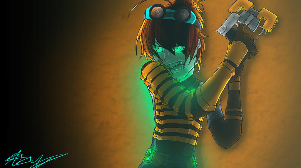 Rawr!!! Dead Space! by SafireCreations