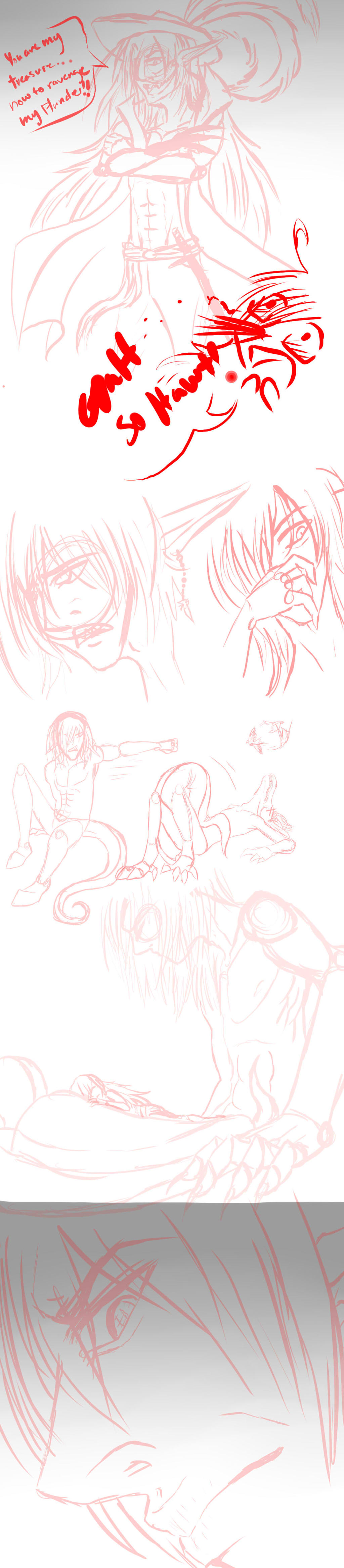 Sketch Dump 1 by SafireCreations