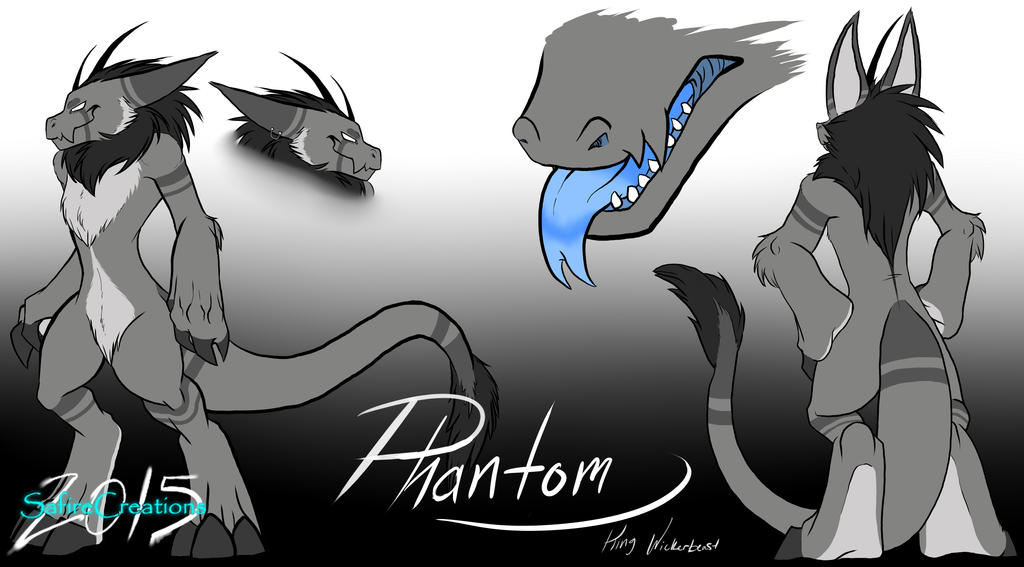 |Phantom Voxpin| King Wickerbeast by SafireCreations