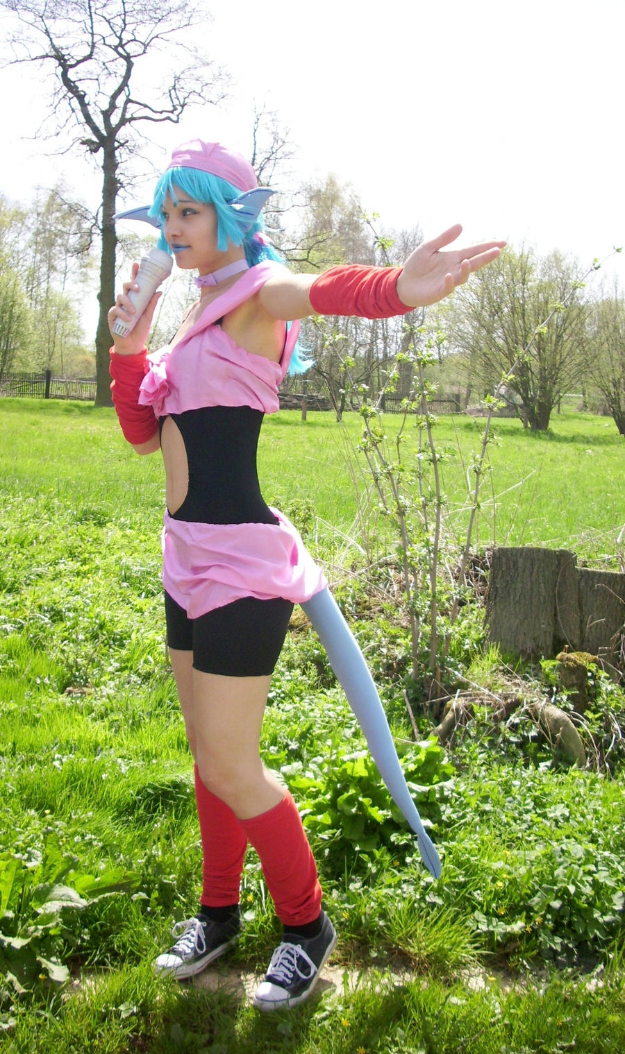 Juri - Yu Yu Hakusho - cosplay by Esarina