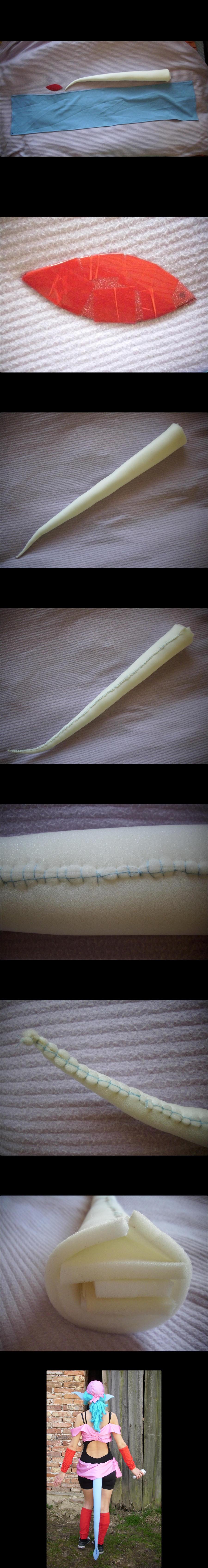 Juri - Yu Yu Hakusho - cosplay - tail by Esarina