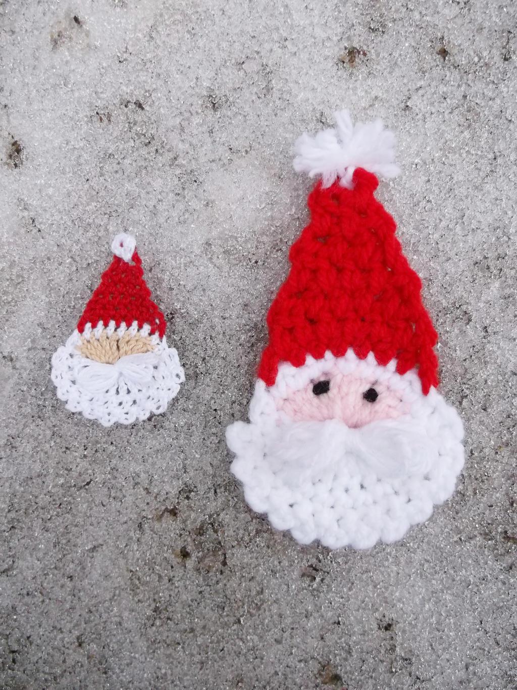 Crochet Santa Claus by Esarina on DeviantArt